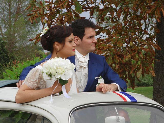 Le mariage de Joan et Anaïs à Damiatte, Tarn 34