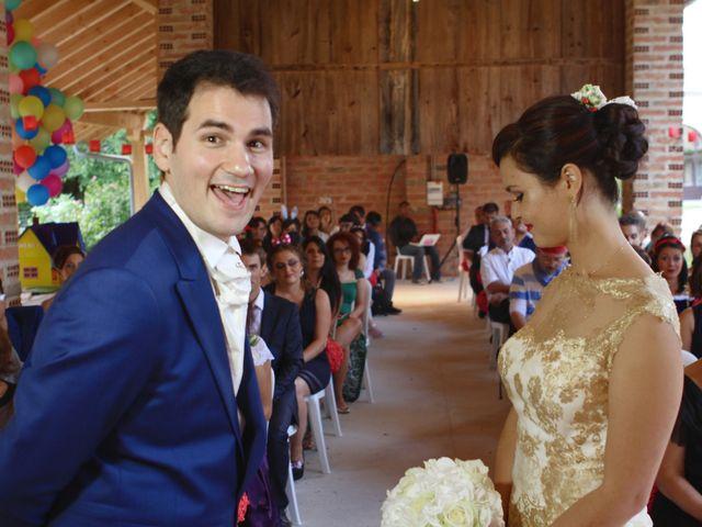 Le mariage de Joan et Anaïs à Damiatte, Tarn 41