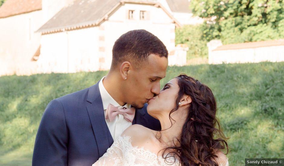 Le mariage de Julien et Stacy à Châteauroux, Indre