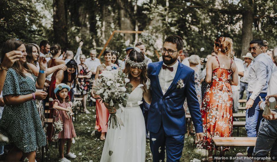Le mariage de Fabien et Sandrine à Lescure-d'Albigeois, Tarn