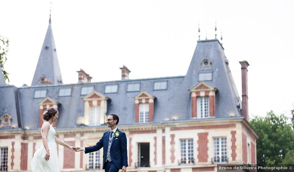 Le mariage de Renato et Ramona à Perriers-sur-Andelle, Eure