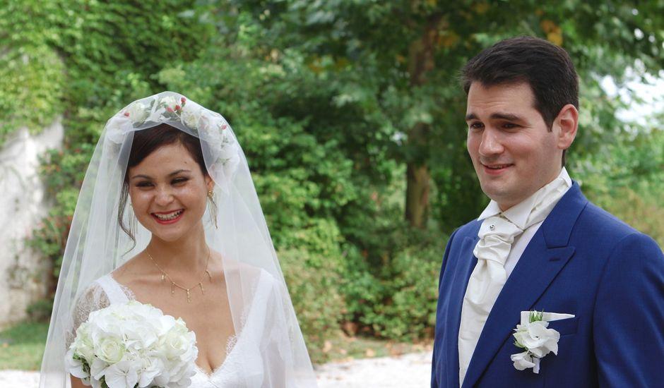 Le mariage de Joan et Anaïs à Damiatte, Tarn