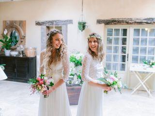 Le mariage de Céline et Alexandra