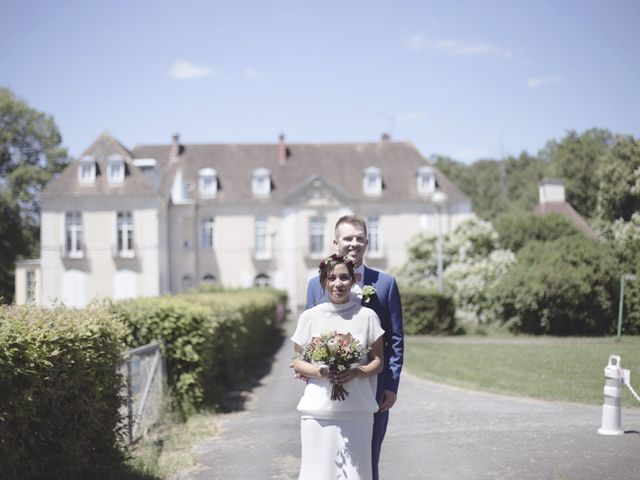 Le mariage de Edward et Emilie à Besançon, Doubs 13