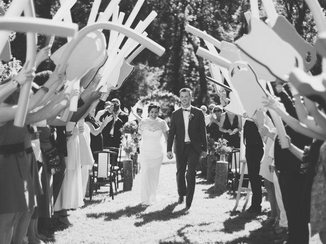 Le mariage de Edward et Emilie à Besançon, Doubs 22