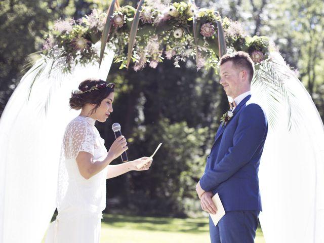 Le mariage de Edward et Emilie à Besançon, Doubs 24