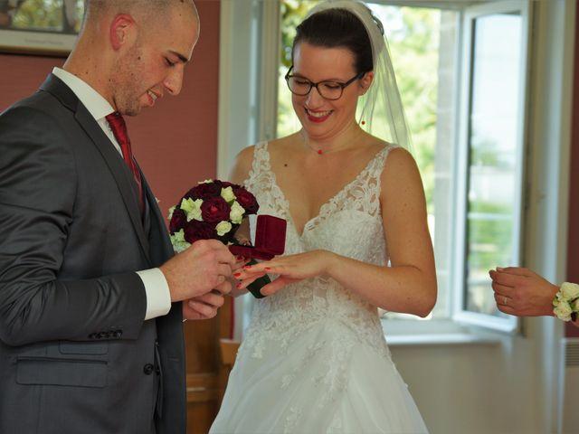 Le mariage de Fabrice et Ombeline à Mosles, Calvados 5