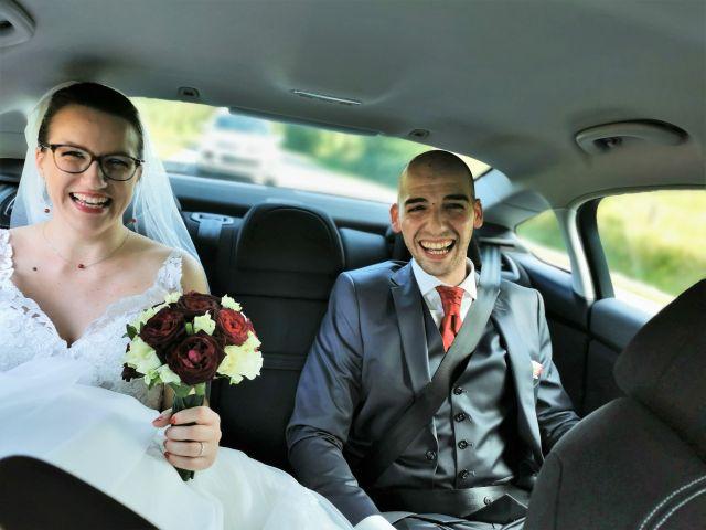 Le mariage de Fabrice et Ombeline à Mosles, Calvados 11