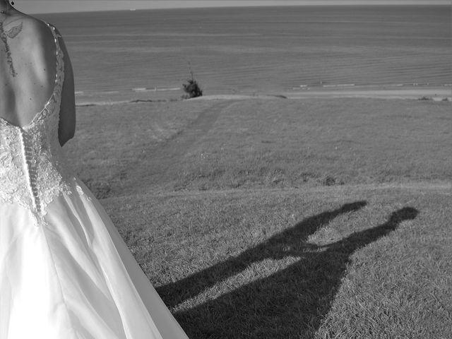 Le mariage de Fabrice et Ombeline à Mosles, Calvados 23