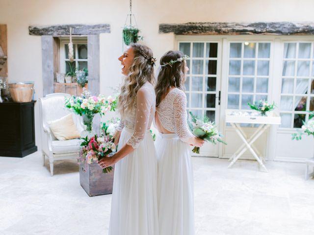 Le mariage de Alexandra et Céline à Rennes, Ille et Vilaine 24