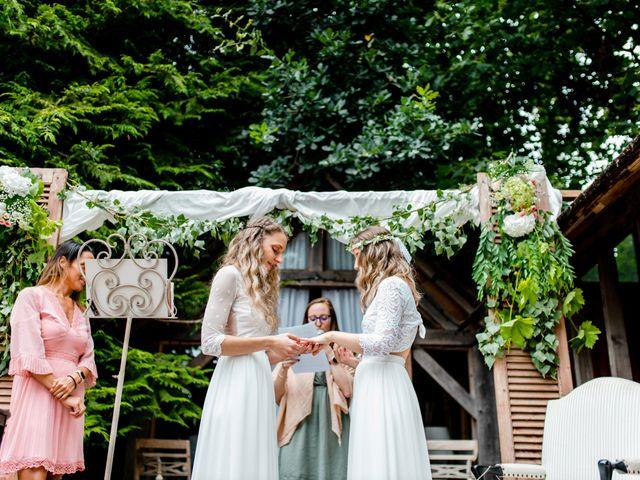 Le mariage de Alexandra et Céline à Rennes, Ille et Vilaine 38