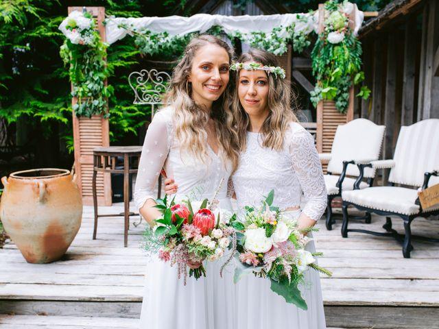 Le mariage de Alexandra et Céline à Rennes, Ille et Vilaine 47