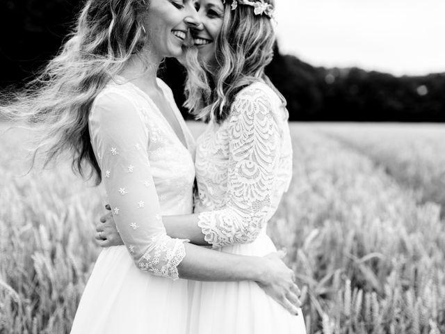 Le mariage de Alexandra et Céline à Rennes, Ille et Vilaine 54