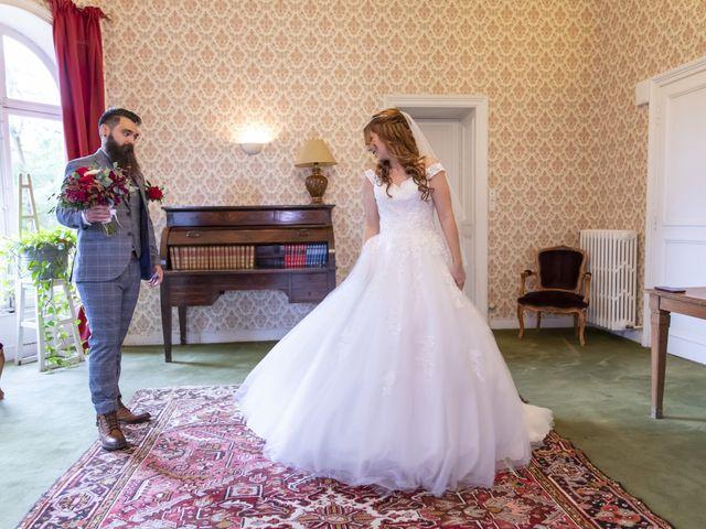 Le mariage de Yoann et Amandine à Tours, Indre-et-Loire 53