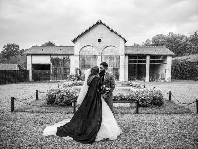 Le mariage de Yoann et Amandine à Tours, Indre-et-Loire 76