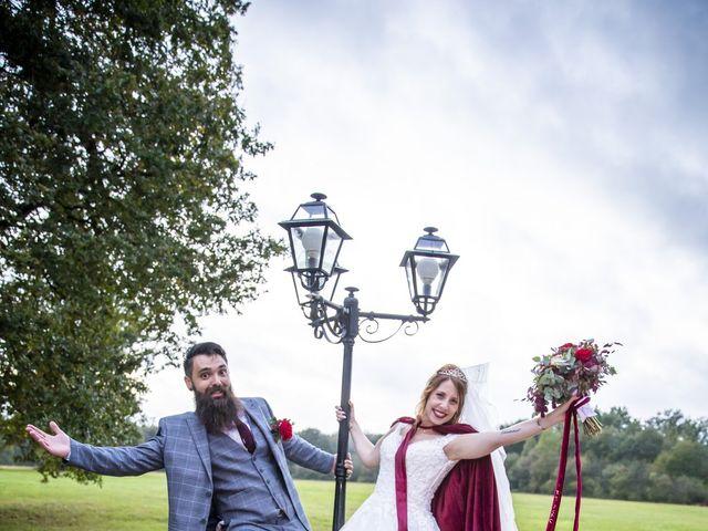 Le mariage de Yoann et Amandine à Tours, Indre-et-Loire 79