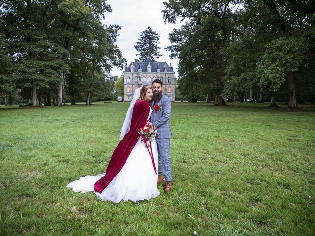 Le mariage de Yoann et Amandine à Tours, Indre-et-Loire 80