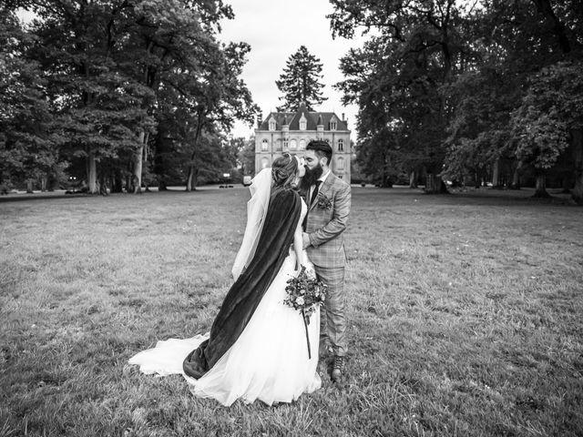 Le mariage de Yoann et Amandine à Tours, Indre-et-Loire 82