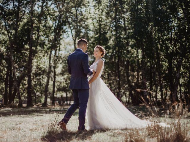 Le mariage de Clémence et Guillaume