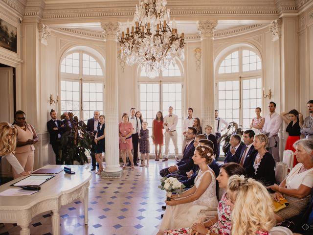 Le mariage de Guillaume et Clémence à Talence, Gironde 33