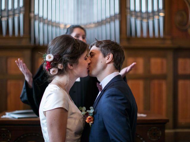 Le mariage de Geoffroy et Florentine à Husseren-Wesserling, Haut Rhin 13