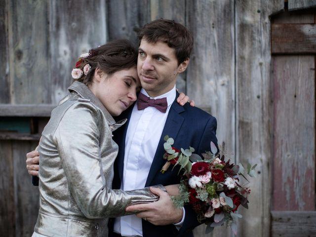 Le mariage de Florentine et Geoffroy