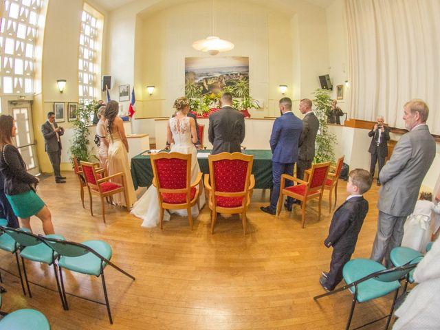 Le mariage de Guillaume et Caroline à Les Andelys, Eure 3