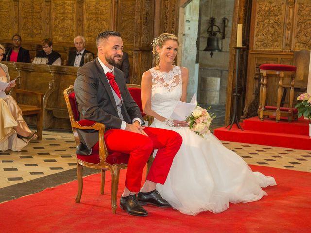Le mariage de Guillaume et Caroline à Les Andelys, Eure 4