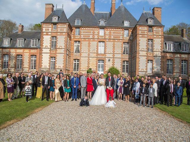 Le mariage de Guillaume et Caroline à Les Andelys, Eure 6