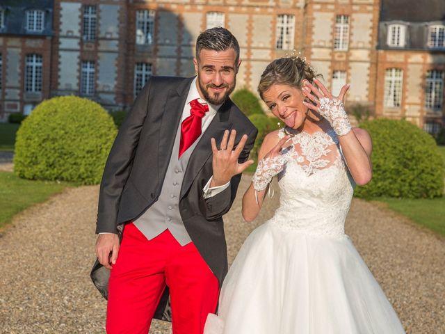 Le mariage de Guillaume et Caroline à Les Andelys, Eure 9