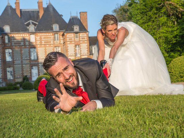 Le mariage de Caroline et Guillaume
