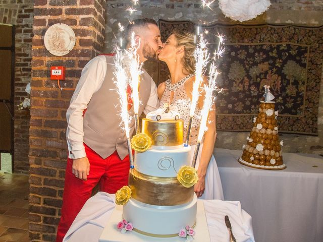 Le mariage de Guillaume et Caroline à Les Andelys, Eure 12