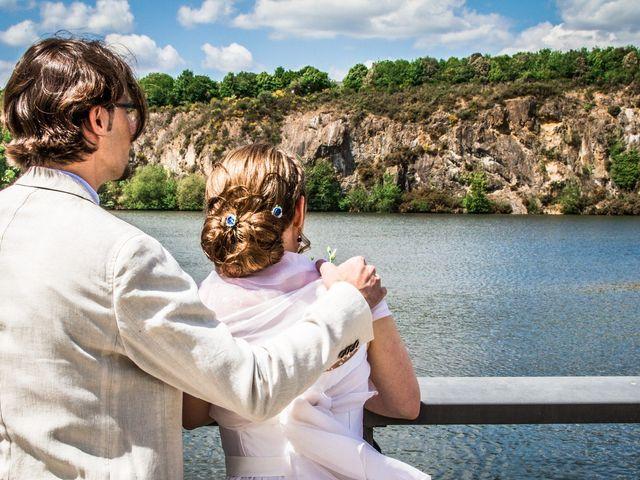 Le mariage de Arnaud et Ludivine à Saint-Herblain, Loire Atlantique 1