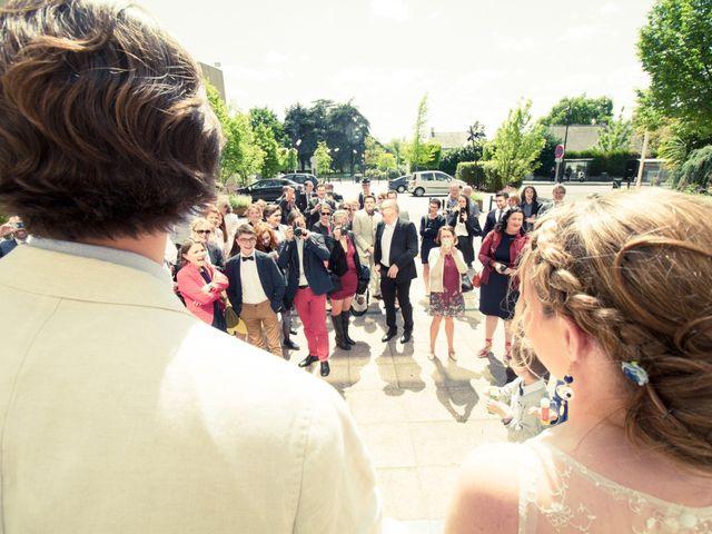 Le mariage de Arnaud et Ludivine à Saint-Herblain, Loire Atlantique 12