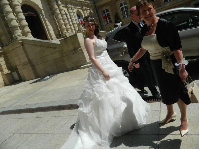 Le mariage de David et Marine à Amiens, Somme 5