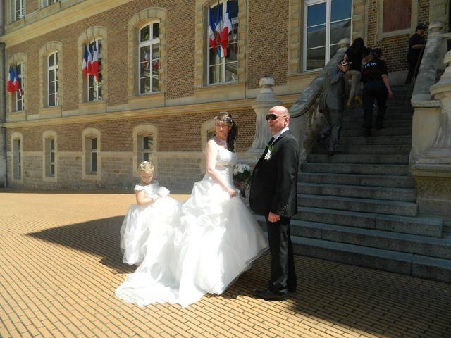 Le mariage de David et Marine à Amiens, Somme 6