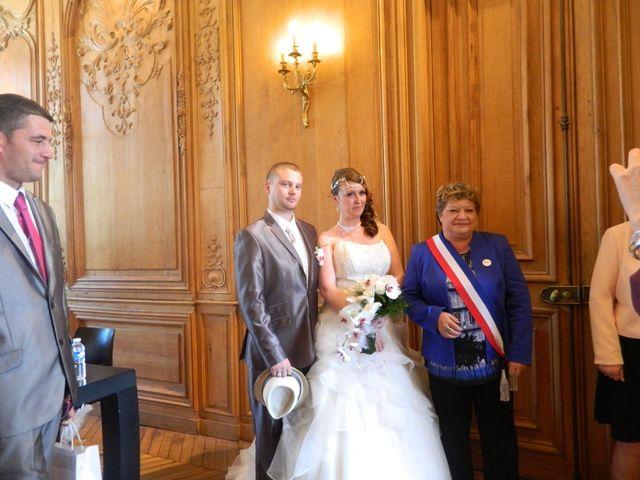 Le mariage de David et Marine à Amiens, Somme 8