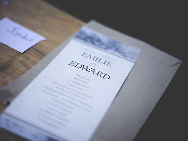 Le mariage de Edward et Emilie à Besançon, Doubs 20