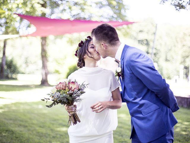 Le mariage de Edward et Emilie à Besançon, Doubs 12