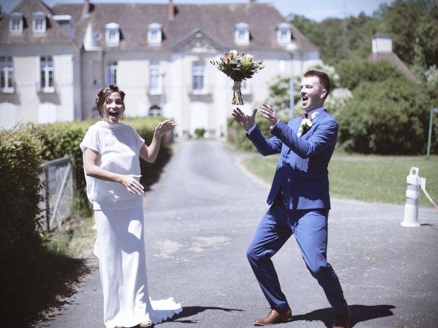 Le mariage de Edward et Emilie à Besançon, Doubs 14