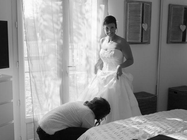 Le mariage de Philippe et Aurélie à Saint-Pierre-du-Mont, Landes 15