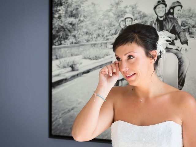 Le mariage de Philippe et Aurélie à Saint-Pierre-du-Mont, Landes 17