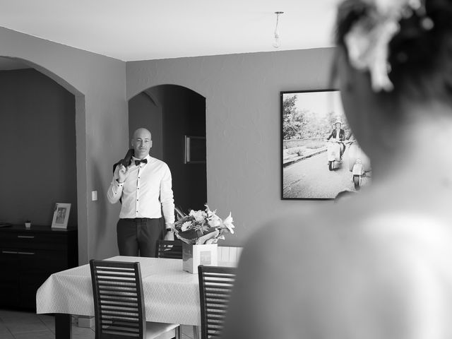 Le mariage de Philippe et Aurélie à Saint-Pierre-du-Mont, Landes 18