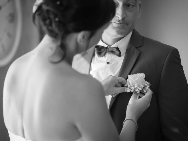 Le mariage de Philippe et Aurélie à Saint-Pierre-du-Mont, Landes 22