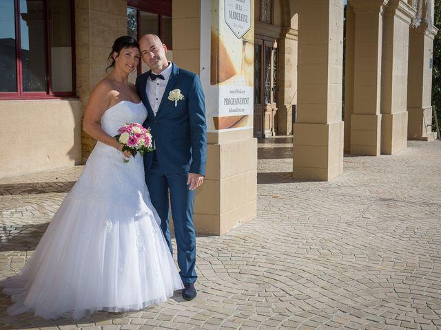 Le mariage de Philippe et Aurélie à Saint-Pierre-du-Mont, Landes 28