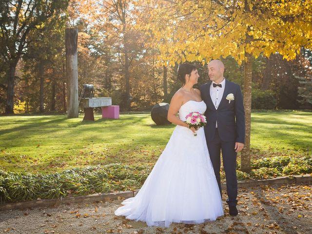 Le mariage de Philippe et Aurélie à Saint-Pierre-du-Mont, Landes 35