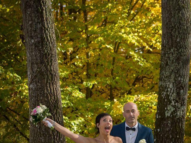 Le mariage de Philippe et Aurélie à Saint-Pierre-du-Mont, Landes 38