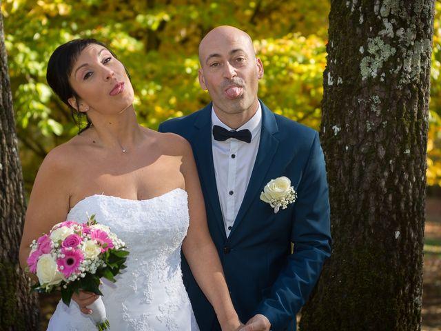Le mariage de Philippe et Aurélie à Saint-Pierre-du-Mont, Landes 40