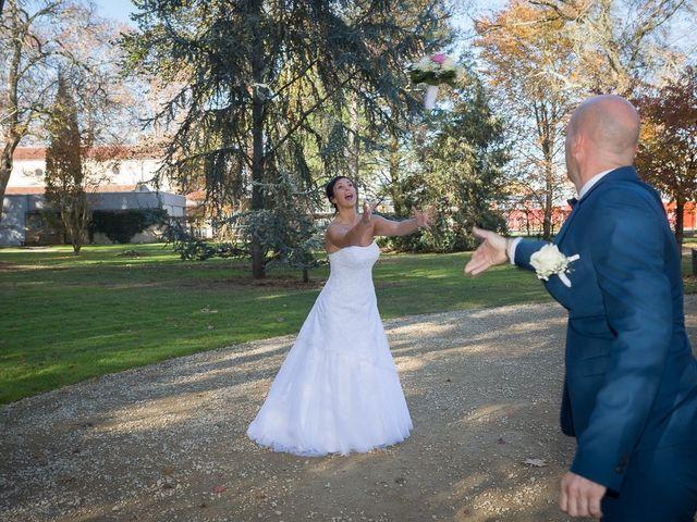 Le mariage de Philippe et Aurélie à Saint-Pierre-du-Mont, Landes 50