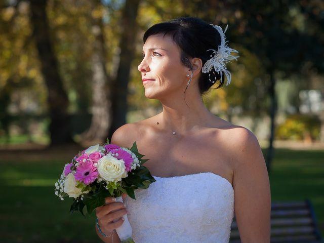 Le mariage de Philippe et Aurélie à Saint-Pierre-du-Mont, Landes 1